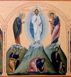 Преображение Господне (Иконостас церкви в Липецкой области)