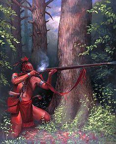 Indian sharpshooter