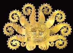 """Trabajaron el oro, la plata y el cobre que destinaban tanto a finalidades rituales como a la fabricación de armas e instrumentos de producción agraria y de construcción. Conocieron la técnica de la """"tumbaga"""", aleación de cobre y oro."""