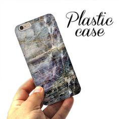 Dark MARBLE CASE, iPhone 6 case, iPhone 6 marble case, iPhone 5 case, iPad case, marble, iPhone SE case, iPhone case, marble case