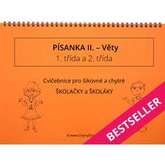 Písanka II. Věty Best Sellers, Dyslexia