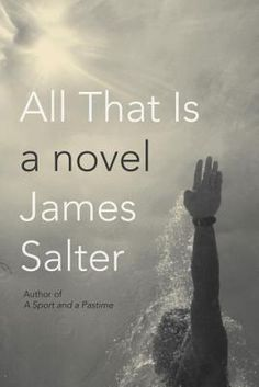 All That Is by James Salter.  Returning to America after World War II, former naval officer Philip Bowman finds a position as a book editor and loses himself until he is betrayed by the woman he loves.  But don't expect to spend the entire story in Philip Bowman's head...the author glides in and out of the lives of other characters, and moves backwards and forwards in time.  A good choice for anyone looking for a lyrical and challenging novel this summer.