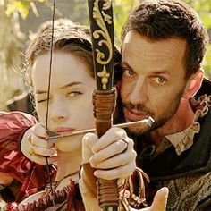 Making a bow and learning archery craig parker reign | Lord Narcisse