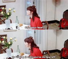 anna karina, une femme est une femme it's been too long since i've watched this.