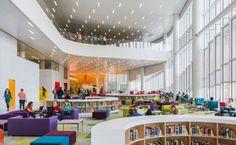 Architettura sostenibile: le 11 scuole green premiate negli USA