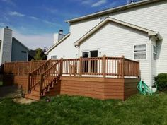 deck stains on pinterest fence stain stains and