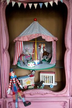 Circus Maileg | Vivi & Oli-Baby Fashion Life