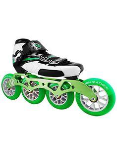 Vanilla Green Machine Inline Speed Skates Inline Speed Skates, Inline Skating, Ride On Toys, Roller Skating, Tricycle, Skateboard, Baby Strollers, Crafts For Kids, Vanilla