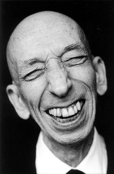 When you laugh from the heart you forget your mask Francois-Marie BANIER :: Daniel Emilfork, Paris, 2004 Like & Repin. Noelito Flow. Noel songs. follow my links http://www.instagram.com/noelitoflow