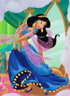 *JASMINE ~ Aladdin, 1992