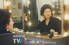 Adela Mărculescu Romani, Tv, Television Set, Television