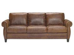 Discount Natuzzi Leather Sofa | B690 Leather Sofa | Natuzzi Natuzzi Editions Sofa