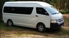 Our 13 seater, air conditioned buses are the perfect size for any group. Make new friends or get a group together.