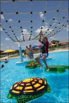 Holiday Springs Water Park in Texarkana, AR. #VisitArkansas