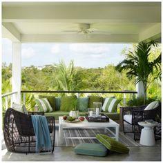 Outdoor Spaces - Veranda Style