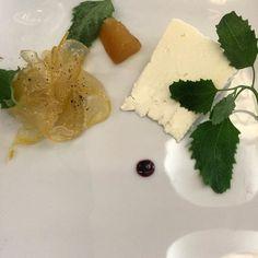 Brillat Savarin #cheese with confit citrus - perfect combination #lagalinette #Perpignan