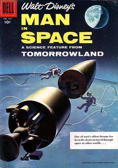 Walt Disney's Man in Space