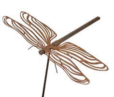 Large Dragonfly Stake
