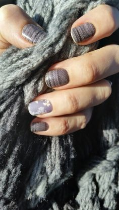 Jamberry nail art manicure pedicure designs tight knit floral oasis