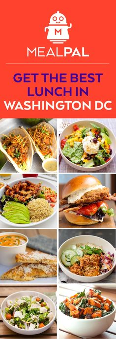 Get lunch for under $6 every day! We partner with 75+ restaurants in DC including Protein Bar, Little Beet, District Taco, and many more.. Reserve lunch daily and skip the line when you pick up. MealPal is members only - request an invite now to skip the waitlist!