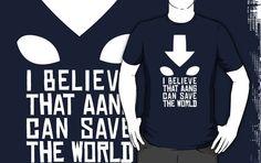 Avatar: The Last Airbender shirt