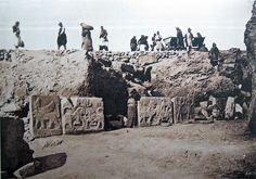 Karkamış (Kargamiš, Karkemish, Carchemish)  Herald's Wall