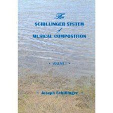 The Schillinger System of Musical Composition in Two Volumes by Joseph Schillinger | Amazon