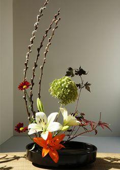 arreglos de flores japonesas - Buscar con Google