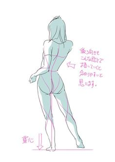 Pin by character design references on character pose back poses in 2019 art Figure Drawing Reference, Body Reference, Anatomy Reference, Art Reference Poses, Human Figure Drawing, Anatomy Drawing, Anatomy Art, Anatomy Study, Character Poses