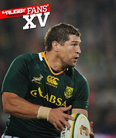 Willem Alberts for Springbok Fans' XV rugby team? | SA Rugby magazine