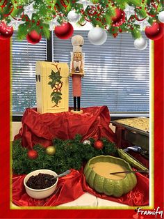 12 inspiring christmas banquet decorations images christmas rh pinterest com