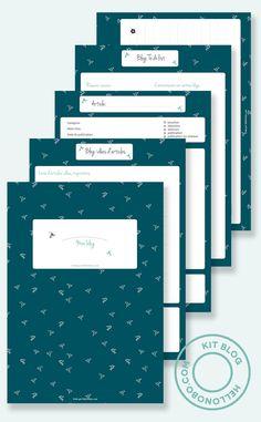 Un blog peut prendre beaucoup de temps. Profitez de la rentrée pour optimiser votre temps en vous organisant! Pour cela, je vous propose d'utiliser les cinq fiches que j'ai créées pour vous aider à garder le fil de votre blog. Organization Bullet Journal, Diy Organization, Business Website, Online Business, Internet Marketing, Online Marketing, Wordpress, Web Design, Site Internet