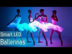 Ballet dance revolution 2018 | LED light up tutus for ballerinas - YouTube