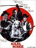 Soleil rouge (Red sun) : Film français, espagnol, italien western, action - avec : Charles Bronson, Ursula Andress, Toshiro Mifune, Alain Delon -  1971