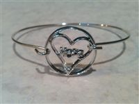 Bangle Collection Id Holder, Bangles, Bracelets, Hand Stamped, Bottle Opener, Heart Ring, Metal, Earrings, Collection