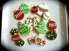 Lizy B: Decorating for Christmas!