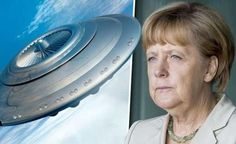 Angela Merkel FORCED to release secret UFO Files, German government struggled to retain