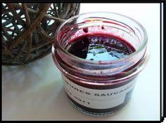 Recette Confiture de mûres sauvages par Papilles-on-off - recette de la catégorie Desserts & Confiseries