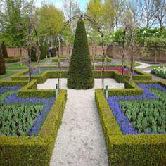 Jardim clássico