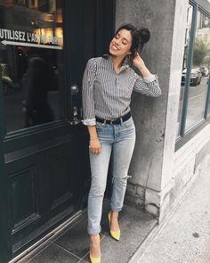 """15.4 k mentions J'aime, 72 commentaires – noémie lacerte (@noemielacerte) sur Instagram : « """"utilisez l'autre porte."""" -  »"""