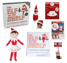 Elf on the Shelf Gift Set | WebNuggetz.com