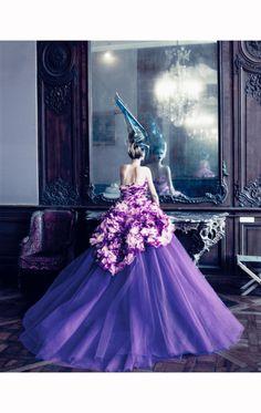 John Galliano for Christian Dior Haute Couture 2010 | © Pleasurephoto