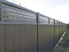 ColourPanel Classic Fences are one of a range of high-quality fencing, gate and bollard products available from Boundaryline, NZ's fencing specialists. Wood Privacy Fence, Outdoor Privacy, Wood Fences, Outdoor Decor, Fencing, Classic Fence, Urban Setting, Backyard Fences, Fence Design