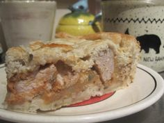 Thanksgiving Tourtiere (Meat Pie)