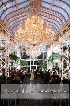 Conservatory at the Madison Hotel, Morristown, NJ  Beautiful!