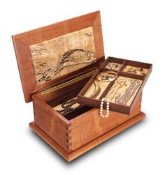 AW Extra 3/7/13 - Treasured Wood Jewelry Box - Woodworking Projects - American Woodworker