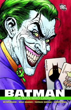 Batman: The Man Who Laughs by Ed Brubaker https://www.amazon.com/dp/1401216269/ref=cm_sw_r_pi_dp_x_503Bzb05H03GP