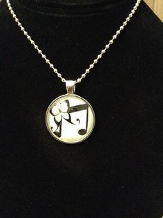 Musical note with butterfly personality photo by TrailsWestTrading