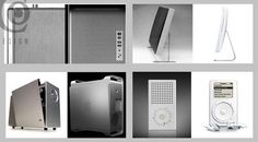 Dieter Rams product designs for Apple