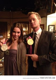 The only person who impresses McKayla Maroney…